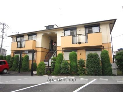埼玉県飯能市、飯能駅徒歩18分の築21年 2階建の賃貸アパート