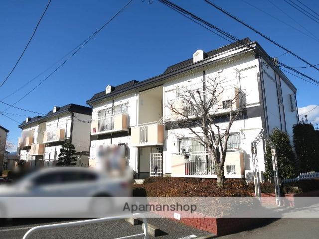 埼玉県入間市、元加治駅徒歩4分の築30年 2階建の賃貸アパート
