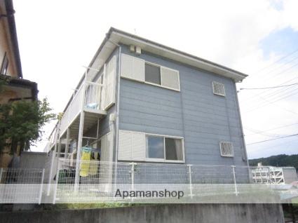 埼玉県入間市、金子駅徒歩10分の築21年 2階建の賃貸アパート