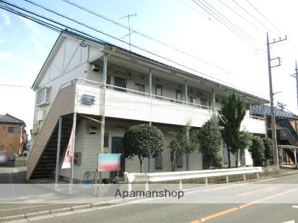 埼玉県入間市、狭山ヶ丘駅徒歩26分の築24年 2階建の賃貸アパート