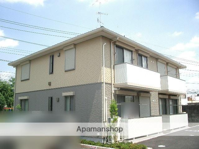 埼玉県飯能市、東飯能駅徒歩10分の築9年 2階建の賃貸アパート