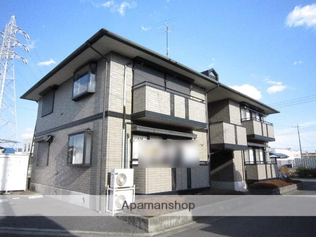 埼玉県入間市、武蔵藤沢駅徒歩17分の築18年 2階建の賃貸アパート