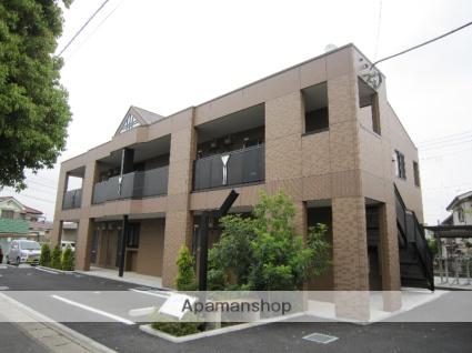 埼玉県入間市、入間市駅徒歩14分の築8年 2階建の賃貸アパート