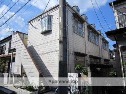埼玉県入間市、狭山ヶ丘駅徒歩8分の築30年 2階建の賃貸アパート