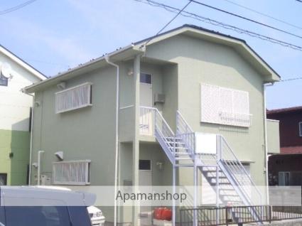 埼玉県狭山市、武蔵藤沢駅徒歩10分の築28年 2階建の賃貸アパート