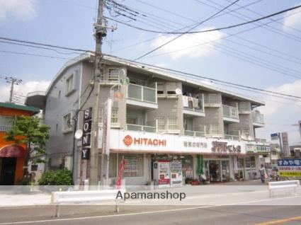 埼玉県入間市、仏子駅徒歩15分の築28年 3階建の賃貸マンション