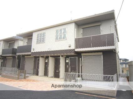 埼玉県飯能市、東飯能駅徒歩11分の築5年 2階建の賃貸アパート