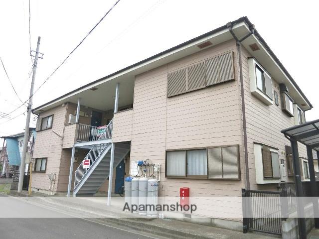 埼玉県飯能市、東飯能駅徒歩24分の築21年 2階建の賃貸アパート