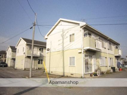 埼玉県飯能市、東飯能駅徒歩25分の築24年 2階建の賃貸アパート