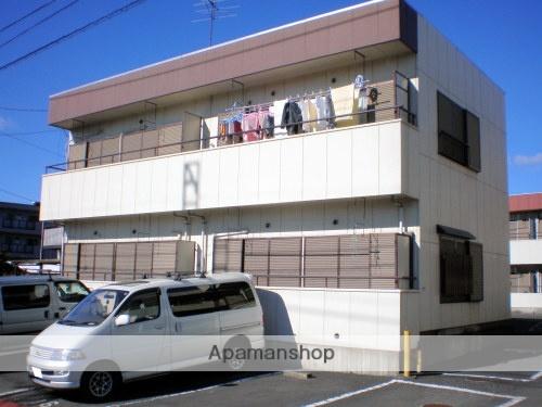 埼玉県狭山市、狭山市駅徒歩15分の築31年 2階建の賃貸アパート
