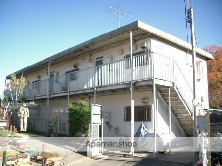 埼玉県入間市、仏子駅徒歩11分の築24年 2階建の賃貸アパート