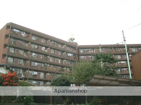 埼玉県入間市、入間市駅徒歩8分の築38年 7階建の賃貸マンション