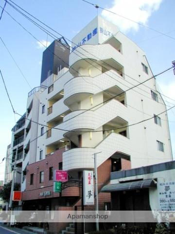 埼玉県狭山市、狭山市駅徒歩5分の築27年 6階建の賃貸マンション