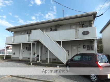 埼玉県狭山市、狭山市駅徒歩20分の築28年 2階建の賃貸アパート