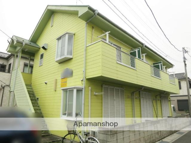 埼玉県入間市、武蔵藤沢駅徒歩24分の築27年 2階建の賃貸アパート
