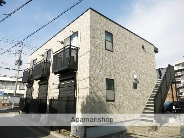 埼玉県入間市、狭山ヶ丘駅徒歩14分の築12年 2階建の賃貸アパート