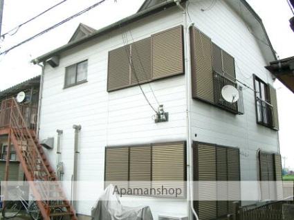 埼玉県狭山市、武蔵藤沢駅徒歩10分の築34年 2階建の賃貸アパート