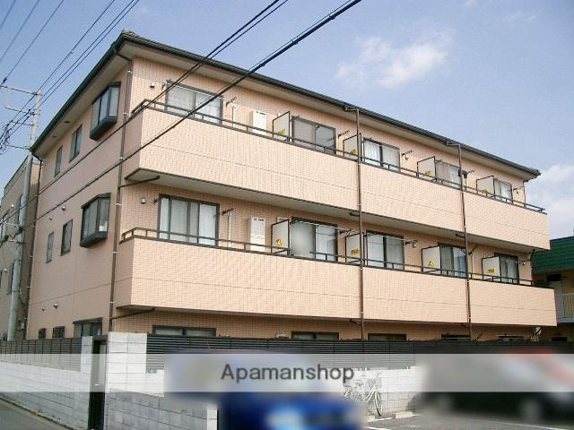 埼玉県入間市、稲荷山公園駅徒歩17分の築12年 3階建の賃貸マンション