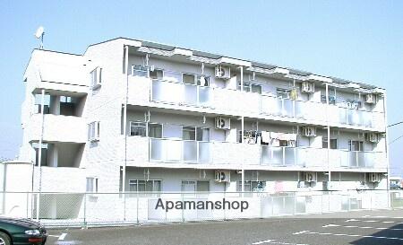 埼玉県狭山市、稲荷山公園駅徒歩16分の築19年 4階建の賃貸マンション
