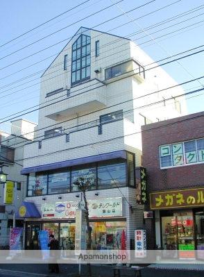 埼玉県狭山市、狭山市駅徒歩17分の築30年 4階建の賃貸マンション