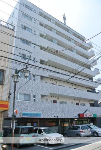 埼玉県狭山市、稲荷山公園駅徒歩16分の築20年 8階建の賃貸マンション