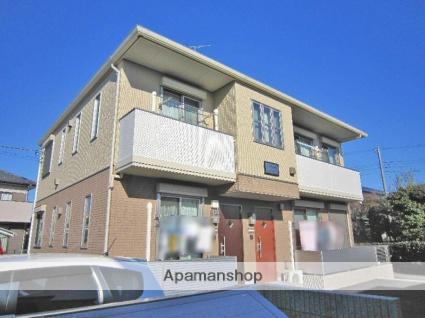 埼玉県飯能市、東飯能駅徒歩10分の築7年 2階建の賃貸アパート