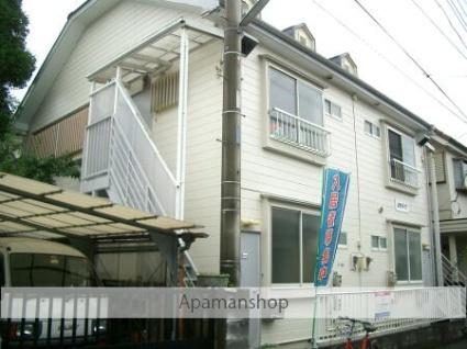 埼玉県入間市、武蔵藤沢駅徒歩5分の築28年 2階建の賃貸アパート