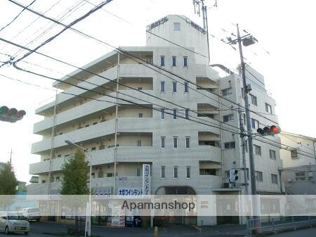 埼玉県入間市、入間市駅バス16分入間市博物館下車後徒歩5分の築28年 6階建の賃貸マンション
