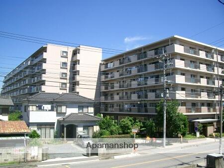 埼玉県入間市、入間市駅徒歩20分の築20年 8階建の賃貸マンション
