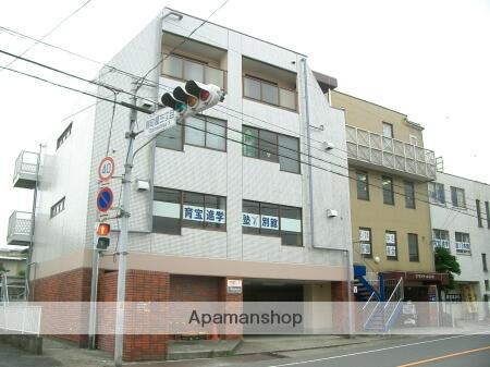 埼玉県入間市、入間市駅徒歩18分の築27年 4階建の賃貸マンション
