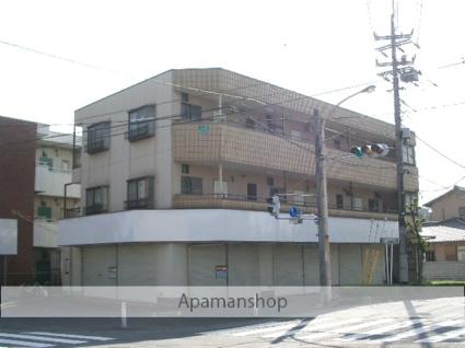 埼玉県入間市、入間市駅徒歩20分の築27年 3階建の賃貸マンション