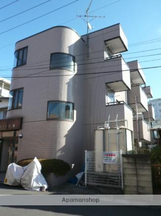 埼玉県さいたま市南区、南浦和駅徒歩5分の築23年 3階建の賃貸マンション