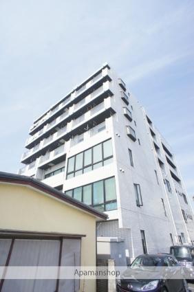 埼玉県さいたま市南区、武蔵浦和駅徒歩24分の築28年 7階建の賃貸マンション