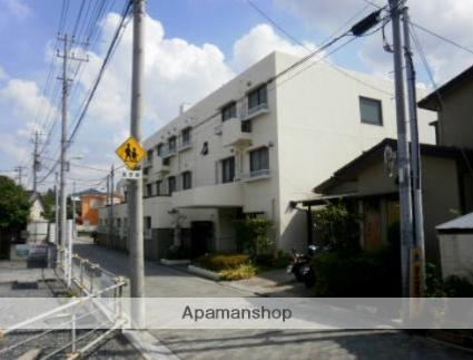 埼玉県蕨市、戸田駅徒歩20分の築31年 3階建の賃貸マンション