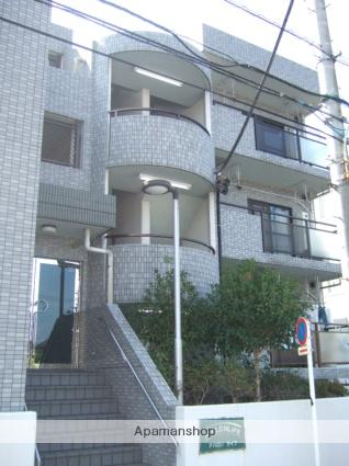 埼玉県さいたま市緑区、東浦和駅徒歩5分の築20年 3階建の賃貸マンション
