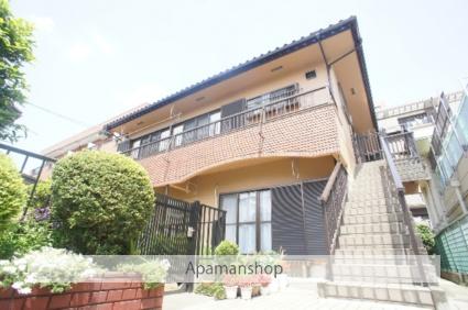 埼玉県さいたま市南区、南浦和駅徒歩10分の築36年 2階建の賃貸アパート
