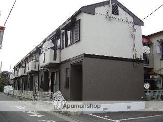 埼玉県さいたま市緑区、北浦和駅北浦和駅バス12分教育センター前下車後徒歩3分の築20年 2階建の賃貸テラスハウス
