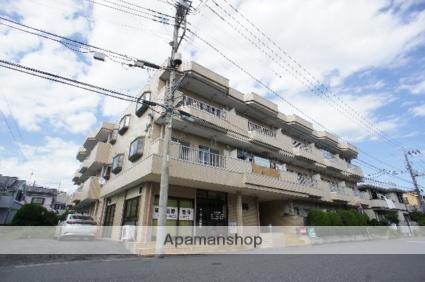 埼玉県さいたま市南区、南浦和駅徒歩9分の築30年 3階建の賃貸マンション