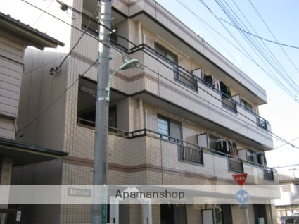 埼玉県さいたま市浦和区、与野駅徒歩28分の築23年 3階建の賃貸マンション