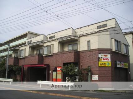 埼玉県さいたま市浦和区、北浦和駅徒歩14分の築23年 3階建の賃貸アパート