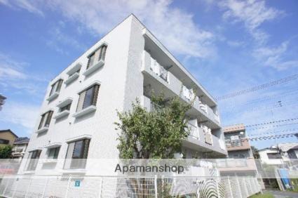 埼玉県さいたま市南区、南浦和駅徒歩5分の築27年 3階建の賃貸マンション