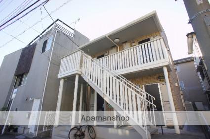 埼玉県蕨市、蕨駅徒歩9分の築7年 2階建の賃貸アパート
