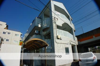 埼玉県さいたま市南区、南浦和駅徒歩6分の築25年 3階建の賃貸マンション
