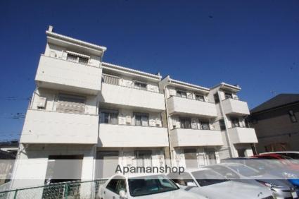 千葉県流山市、南流山駅徒歩10分の築8年 3階建の賃貸マンション