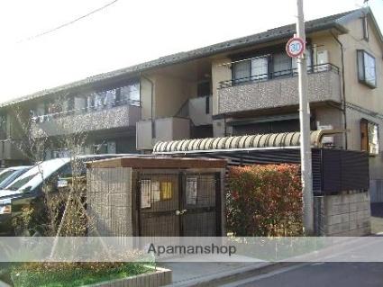 埼玉県さいたま市桜区、西浦和駅徒歩14分の築21年 2階建の賃貸アパート