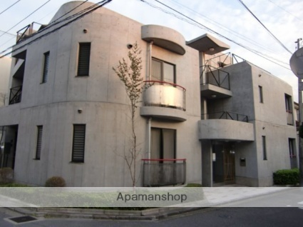 埼玉県さいたま市浦和区、さいたま新都心駅徒歩24分の築14年 3階建の賃貸マンション