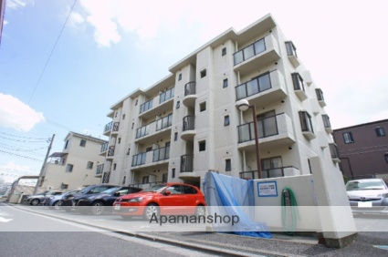 埼玉県さいたま市南区、北戸田駅徒歩31分の築26年 4階建の賃貸マンション