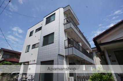 埼玉県川口市、東浦和駅徒歩15分の築26年 3階建の賃貸マンション
