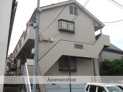 埼玉県さいたま市南区、武蔵浦和駅徒歩30分の築26年 2階建の賃貸アパート