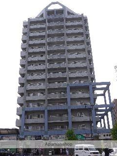 埼玉県さいたま市浦和区、与野本町駅徒歩16分の築20年 15階建の賃貸マンション
